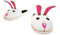 Dead rising Bunny Slippers