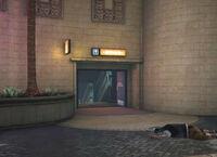 Dead rising uranus zone south plaza entrance