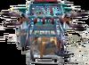 Dead rising Weapon Cart