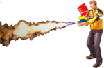 Dead rising flamethrower main