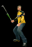 Dead rising metal base ball bat attacks (4)