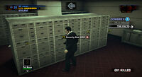 Dead rising Fortune City Bank vault security box 203