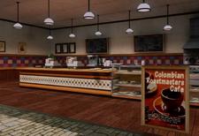 Columbian Roastmasters Interior (AP)