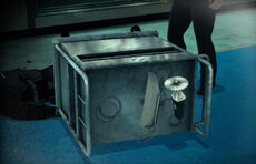 Dead rising bugs medical cart items dont fall off