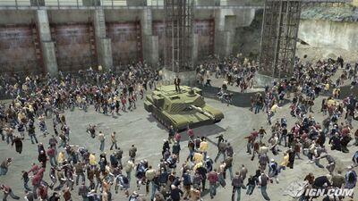 Dead rising IGN final battle