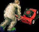 Dead rising lawn mower alternate