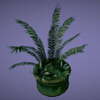 Dead rising Large Planter 4
