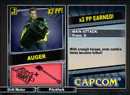 Dead rising 2 combo card Auger