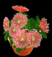 Dead rising PottedPlant 2 Flower Pot