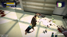Dead rising infinity mode sean