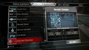 Electric Crusher Blueprints 2