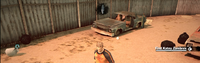 Dead rising case 0 safe house items auto yard large soda