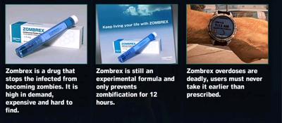 Zombrex instructions