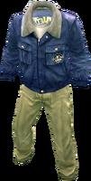 Dead rising Willamette Mall Security Uniform 4