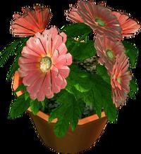 Dead rising Flower Pot