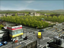 Dead rising main street beginning of game (9)