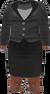 Dead rising Black Skirt