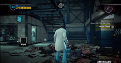 Dead rising allie stairs too