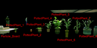 Dead rising potted plant all 8