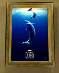 Dory movie poster