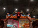 Dead rising pp food court bull sign
