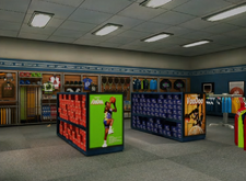 Shooting Star Sporting Goods Interior