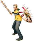 Dead rising holy arms combo 3
