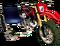 Dead rising Wheelchair Bike