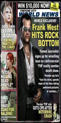 Dead rising frank west magazine world news hits rock bottom