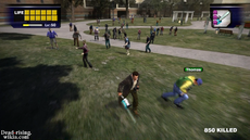 Dead rising infinity mode hall family (8)