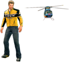 Dead rising toy helicopter alternate