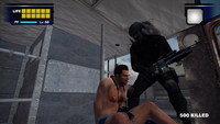 Dead rising overtime mode helicopter captive (6)