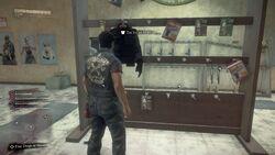 Tactical Vest Headshots