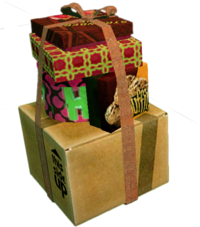 Dead rising Shopping Boxes