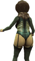 Dead rising bibis saggy ass