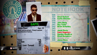 Dead Rising janus notebook