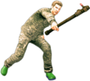 Dead rising lead pipe main