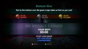 Dead rising Balloon Man