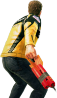 Dead rising sticky bomb thowing