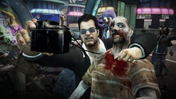 Dead rising Buddy Shot