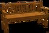 Dead rising Bench
