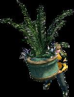 Dead rising large planter holding