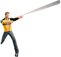 Dead rising baseball bat (dead rising 2) alternate