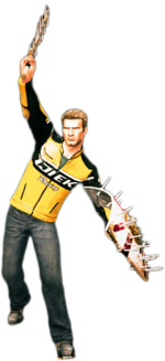 Dead rising holy arms alternate