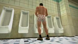 Dead rising authors boxers urinal