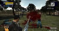 Dead rising heavy machine gun being shot (3)