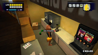 Dead rising recipe juice shooting out