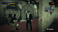 Dead rising Fortune City Bank vault at entrance