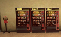 Dead rising case 0 snack machine grumpy dog