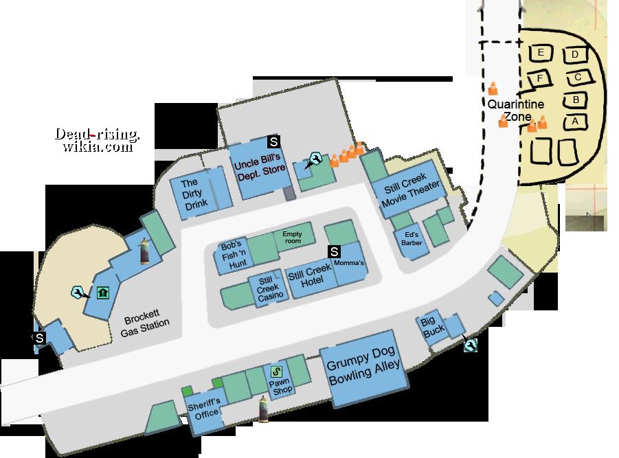 Case 0 map air horn